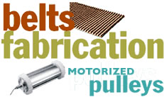 Conveyor Belts & Motorized Pulleys